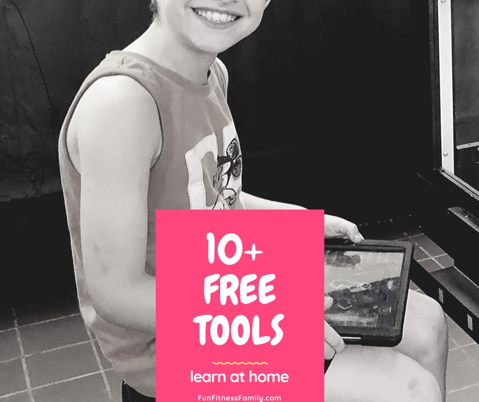 10+ Free Tools to Prevent a Learning Slide When School is Out