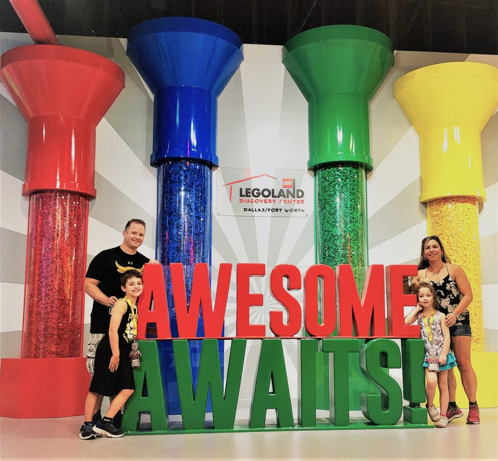 Guide to LEGOLAND Discovery Center Dallas/Forth Worth